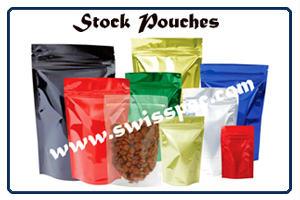 Stock Pouches