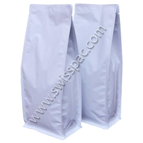 Flat Bottom Coffee Bags