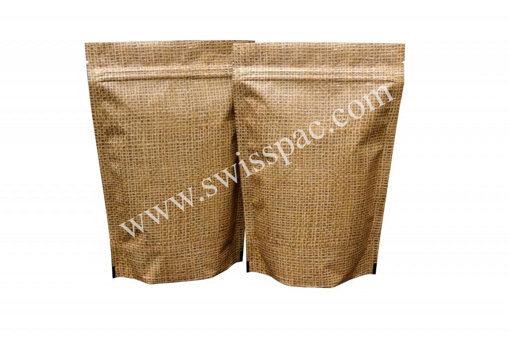 Golden Fiber Bags