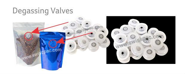 degassive valve